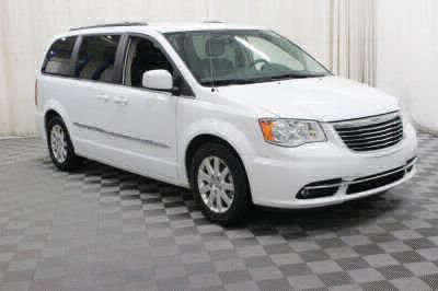 Commercial Wheelchair Vans for Sale - 2016 Chrysler Town & Country Touring ADA Compliant Vehicle VIN: 2C4RC1BG7GR245022