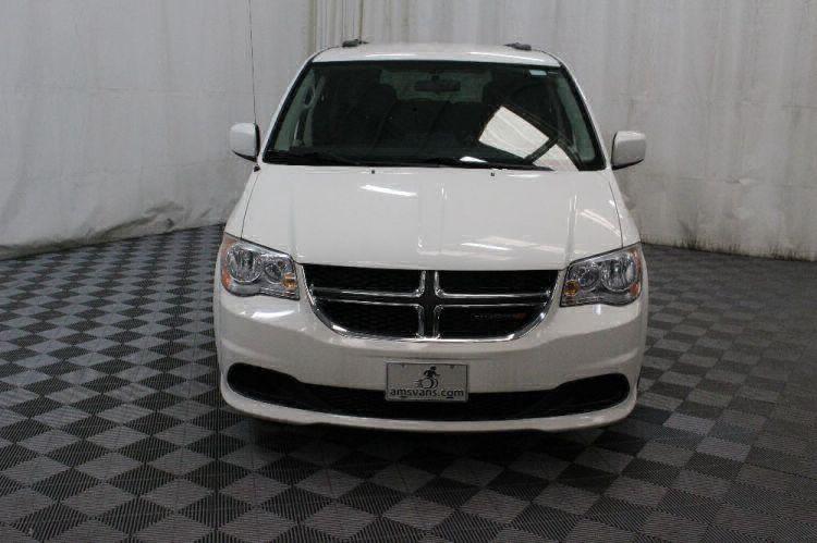 2013 Dodge Grand Caravan SXT Wheelchair Van For Sale #14