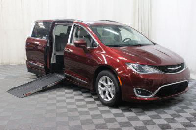 New Wheelchair Van for Sale - 2017 Chrysler Pacifica Touring-L Plus Wheelchair Accessible Van VIN: 2C4RC1EG3HR756837