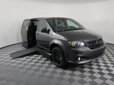 Handicap Van for Sale - 2019 Dodge Grand Caravan SXT Wheelchair Accessible Van VIN: 2C7WDGCG2KR796214