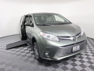 New Wheelchair Van for Sale - 2020 Toyota Sienna XLE Wheelchair Accessible Van VIN: 5TDYZ3DCXLS027142
