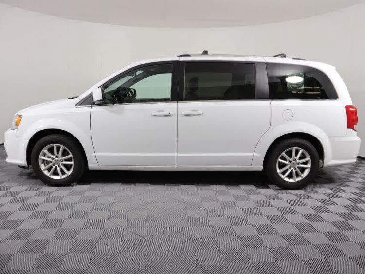 2018 Dodge Grand Caravan SXT Wheelchair Van For Sale #8