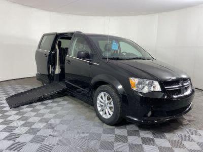 Handicap Van for Sale - 2019 Dodge Grand Caravan SXT Wheelchair Accessible Van VIN: 2C4RDGCG5KR765470