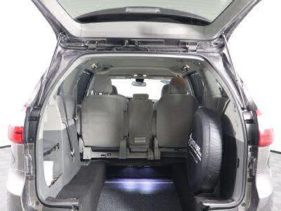 2018 Toyota Sienna Wheelchair Van For Sale -- Thumb #10