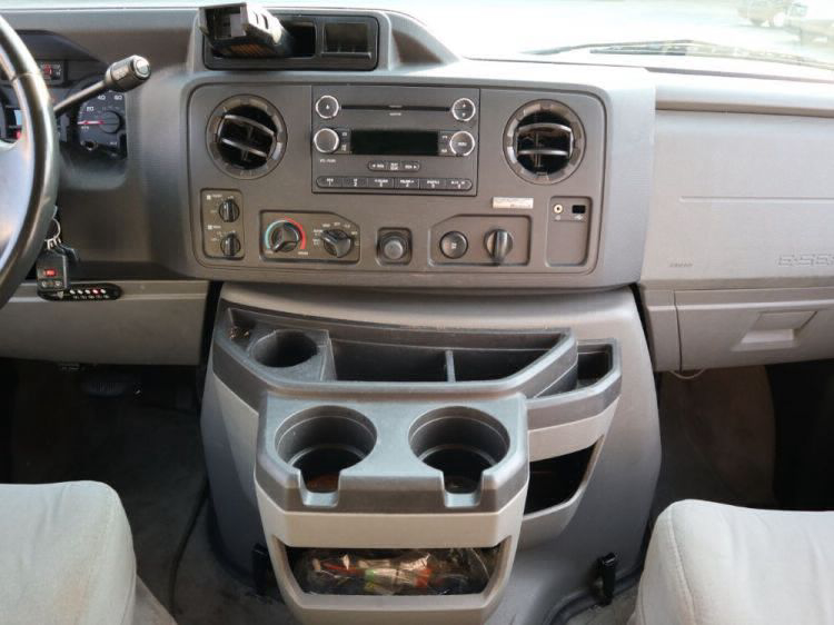 2012 Ford Econoline E150 E-150 Wheelchair Van For Sale #19