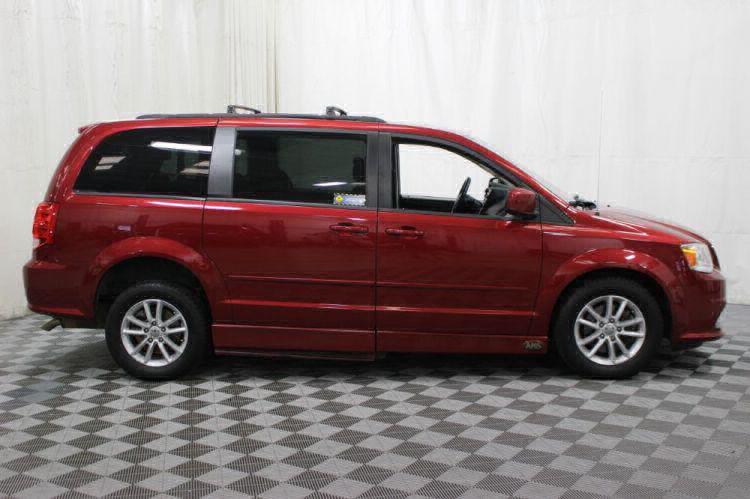 2014 Dodge Grand Caravan SXT Wheelchair Van For Sale #25