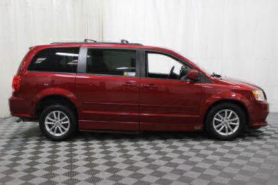 2014 Dodge Grand Caravan Wheelchair Van For Sale -- Thumb #25