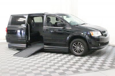 Commercial Wheelchair Vans for Sale - 2017 Dodge Grand Caravan SXT ADA Compliant Vehicle VIN: 2C4RDGCG2HR574016