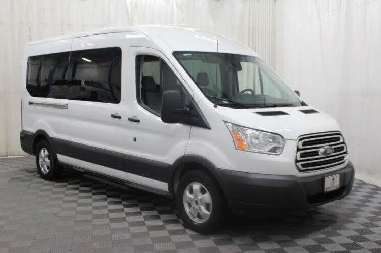 2017 Ford Transit Passenger 350 XLT Wheelchair Van For Sale #2