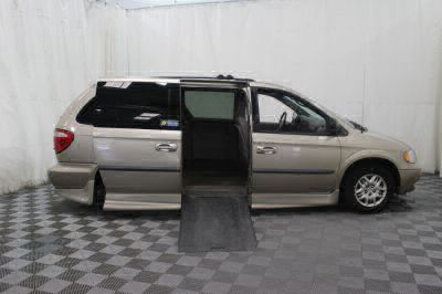 Used Wheelchair Van for Sale - 2002 Dodge Grand Caravan Sport Wheelchair Accessible Van VIN: 1B4GP44302B624424