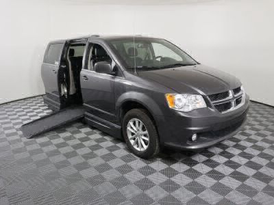 New Wheelchair Van for Sale - 2019 Dodge Grand Caravan SXT Wheelchair Accessible Van VIN: 2C4RDGCG2KR557644