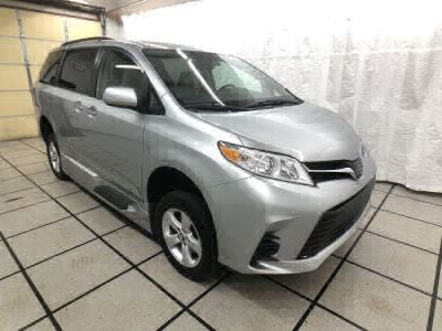New Wheelchair Van for Sale - 2020 Toyota Sienna LE Standard Wheelchair Accessible Van VIN: 5TDKZ3DC1LS054008