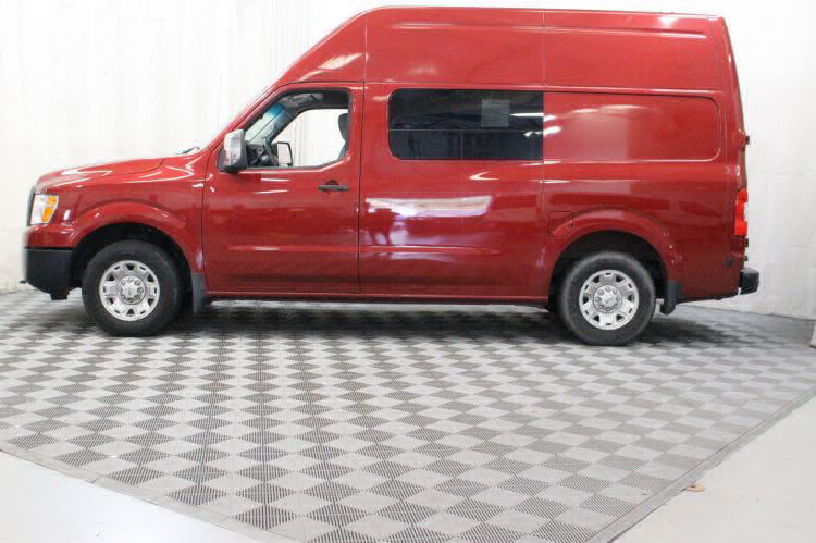 2016 Nissan NV Cargo 2500 HD S Wheelchair Van For Sale #7