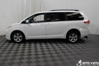2011 Toyota Sienna Wheelchair Van For Sale -- Thumb #13