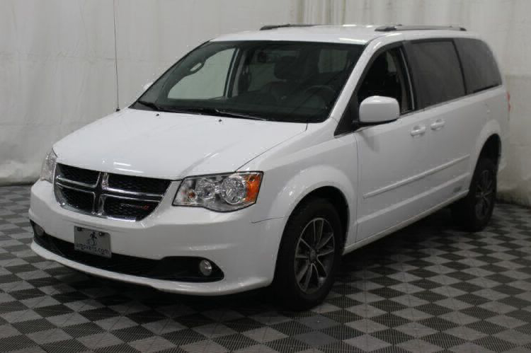 2017 Dodge Grand Caravan SXT Wheelchair Van For Sale #39