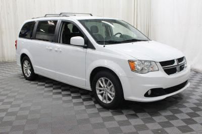 New Wheelchair Van for Sale - 2018 Dodge Grand Caravan SXT Wheelchair Accessible Van VIN: 2C4RDGCG4JR265704