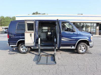 2012 Ford Econoline E150 Wheelchair Van For Sale -- Thumb #3