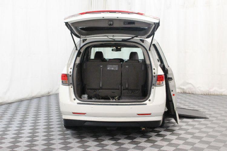 2014 Honda Odyssey Touring Elite Wheelchair Van For Sale #5