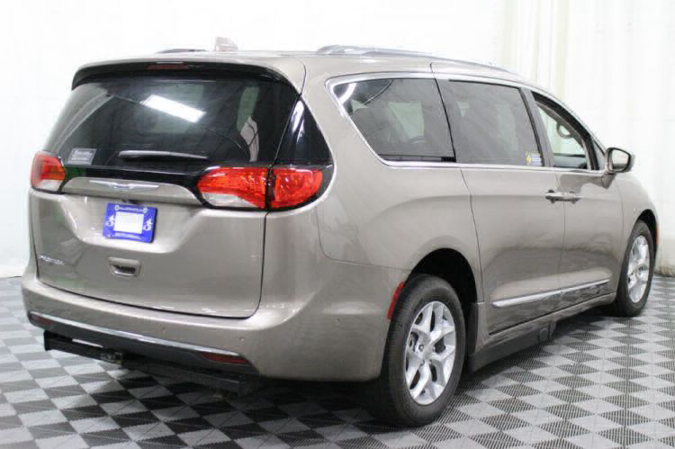 2017 Chrysler Pacifica Touring-L Plus Wheelchair Van For Sale #19
