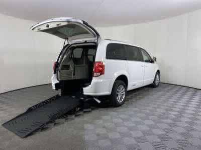 Commercial Wheelchair Vans for Sale - 2019 Dodge Grand Caravan SXT ADA Compliant Vehicle VIN: 2C4RDGCG0KR619963