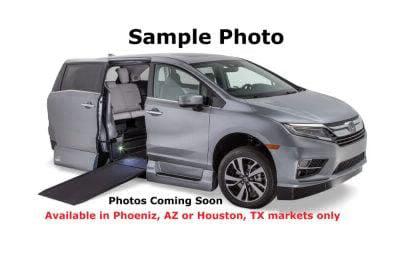 New Wheelchair Van for Sale - 2020 Honda Odyssey EX-LNR Wheelchair Accessible Van VIN: 5FNRL6H74LB062364