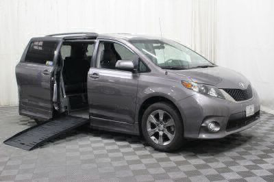 Used Wheelchair Van for Sale - 2011 Toyota Sienna SE Wheelchair Accessible Van VIN: 5TDXK3DC2BS104827
