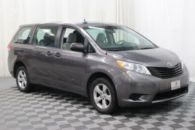 2014 Toyota Sienna Wheelchair Van For Sale -- Thumb #8