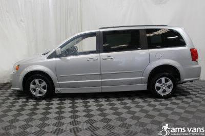 2011 Dodge Grand Caravan Wheelchair Van For Sale -- Thumb #12
