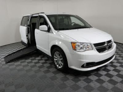 New Wheelchair Van for Sale - 2019 Dodge Grand Caravan SXT Wheelchair Accessible Van VIN: 2C4RDGCG0KR707329
