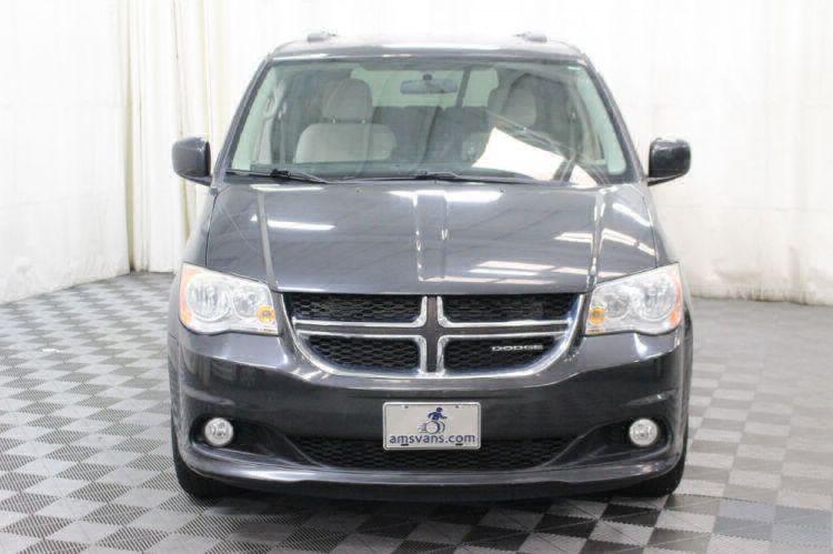 2011 Dodge Grand Caravan Crew Wheelchair Van For Sale #11