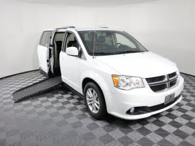 New Wheelchair Van for Sale - 2019 Dodge Grand Caravan SXT Wheelchair Accessible Van VIN: 2C4RDGCG8KR512191