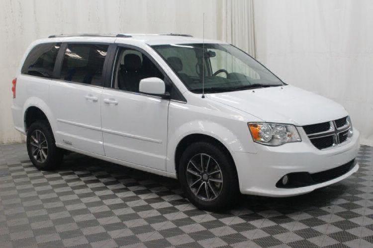 2017 Dodge Grand Caravan SXT Wheelchair Van For Sale #27