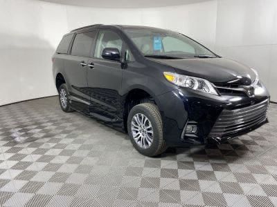 New Wheelchair Van for Sale - 2019 Toyota Sienna XLE Wheelchair Accessible Van VIN: 5TDYZ3DC0KS997662