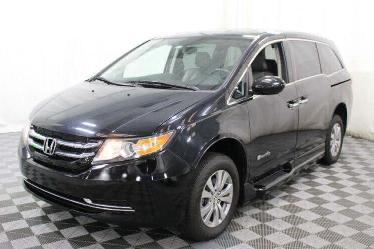 2014 Honda Odyssey EX-L Wheelchair Van For Sale #35