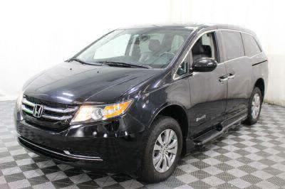 2014 Honda Odyssey Wheelchair Van For Sale -- Thumb #35