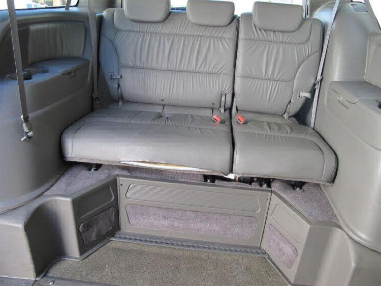 2008 Honda Odyssey EX-L Wheelchair Van For Sale #6