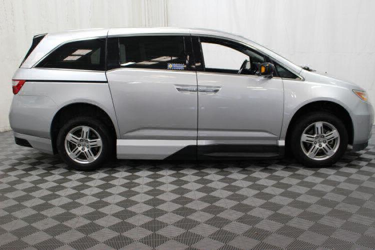 2012 Honda Odyssey Touring Elite Wheelchair Van For Sale #7