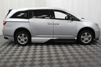 2012 Honda Odyssey Wheelchair Van For Sale -- Thumb #7