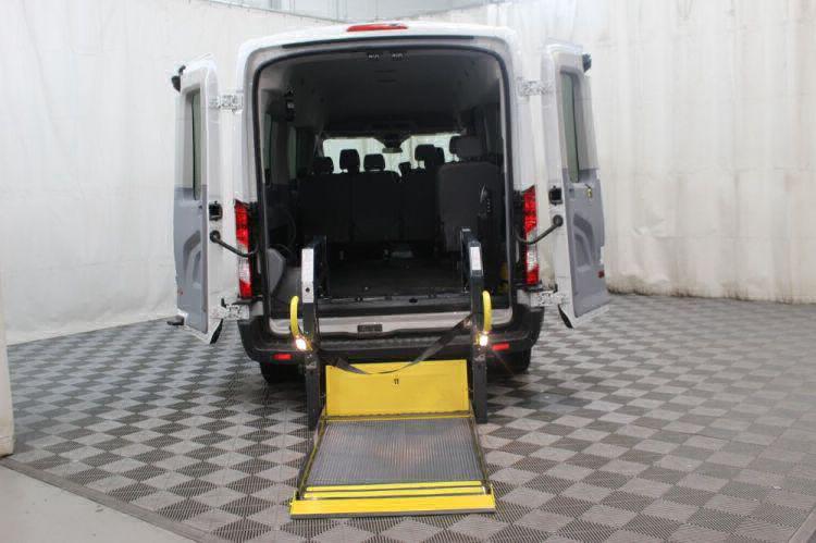 2017 Ford Transit Passenger 350 XLT Wheelchair Van For Sale #1