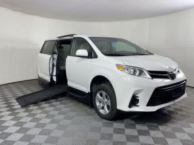 Handicap Van for Sale - 2020 Toyota Sienna LE Standard Wheelchair Accessible Van VIN: 5TDKZ3DC8LS023631