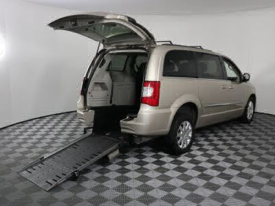 Used Wheelchair Van for Sale - 2016 Chrysler Town & Country Touring Wheelchair Accessible Van VIN: 2C4RC1BG3GR212468