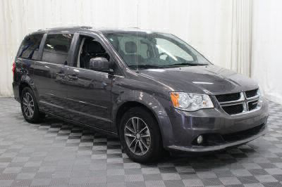 Commercial Wheelchair Vans for Sale - 2017 Dodge Grand Caravan SXT ADA Compliant Vehicle VIN: 2C4RDGCG5HR666575