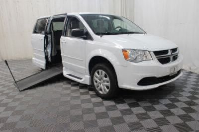 Used Wheelchair Van for Sale - 2015 Dodge Grand Caravan SE Wheelchair Accessible Van VIN: 2C4RDGBG7FR719839