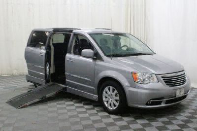 f2d87bb8d2 2014 Used Wheelchair Van for Sale - 2014 Chrysler Town   Country Touring Wheelchair  Accessible Van VIN
