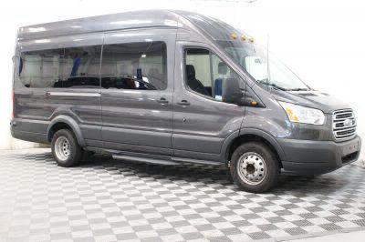 Used 2018 Ford Transit Passenger 350 XLT-HD 15 Wheelchair Van