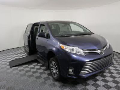 New Wheelchair Van for Sale - 2020 Toyota Sienna XLE Wheelchair Accessible Van VIN: 5TDYZ3DC1LS033556
