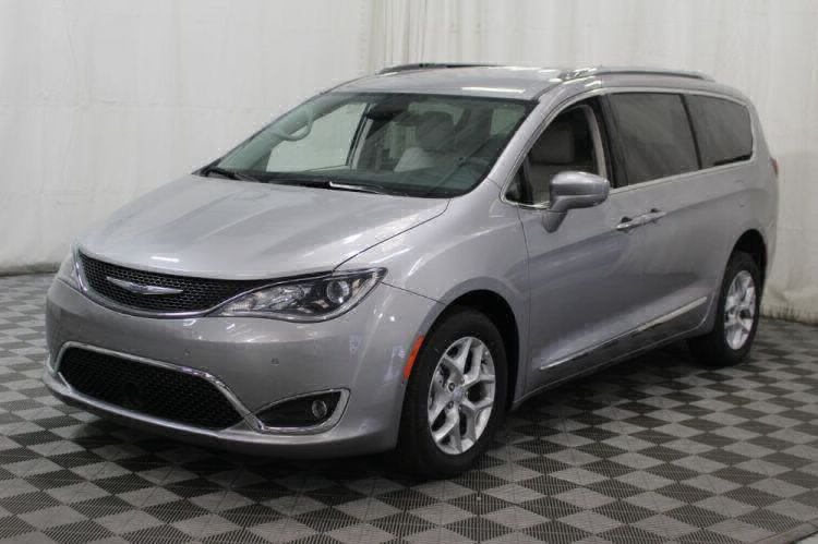 2017 Chrysler Pacifica Touring-L Plus Wheelchair Van For Sale #43