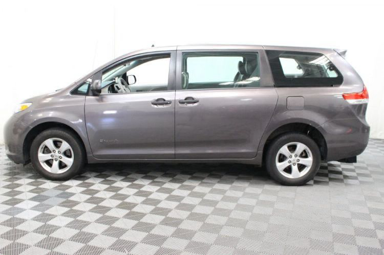 2014 Toyota Sienna L Wheelchair Van For Sale #14