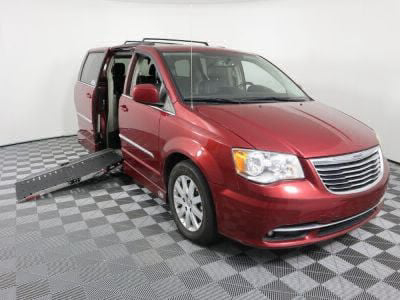 Used Wheelchair Van for Sale - 2013 Chrysler Town & Country Touring Wheelchair Accessible Van VIN: 2C4RC1BG9DR821284