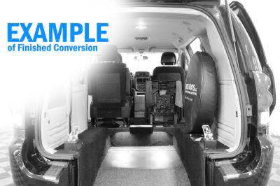 2017 Dodge Grand Caravan Wheelchair Van For Sale -- Thumb #6